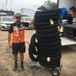 Equipo Team ADT con Santiago Bernal participarán en el rally Dakar con llantas Pirelli